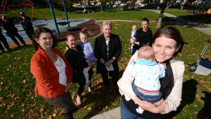 Sudmalis pitches for local nanny trial